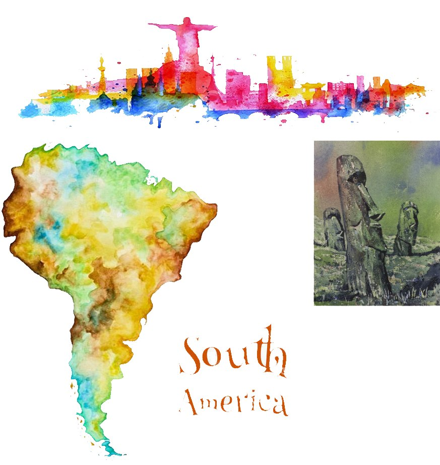 Apply for South America Visa